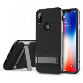 Funda Flexible Iphone X Soporte Rock