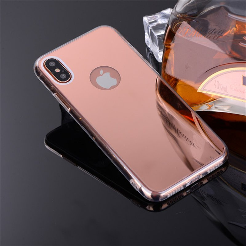 carcasa iphone x oro