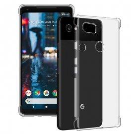 Funda Google Pixel 2 XL Gel Transparente Anti Golpes