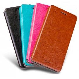Funda Cuero Huawei Mate 10 Pro Libro Mofi