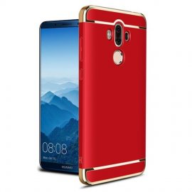 Funda Huawei Mate 10 Pro Cromadas Roja