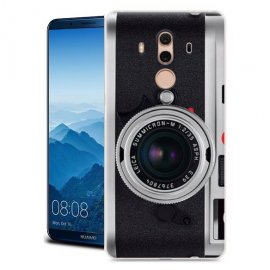 Funda Huawei Mate 10 Pro Gel Dibujo Camara