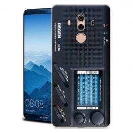 Funda Huawei Mate 10 Pro Gel Dibujo Radio