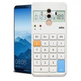 Funda Huawei Mate 10 Pro Gel Dibujo Calculadora