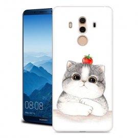 Funda Huawei Mate 10 Pro Gel Dibujo Gatito