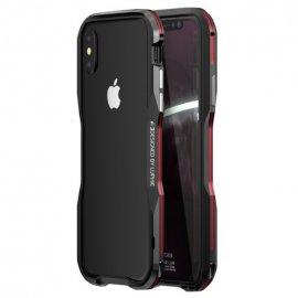 Funda Iphone X Aluminio Stex Roja