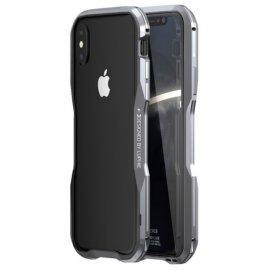 Funda Iphone X Aluminio Stex Gris