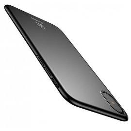 Carcasa ultra fina Iphone X Baseus Negra