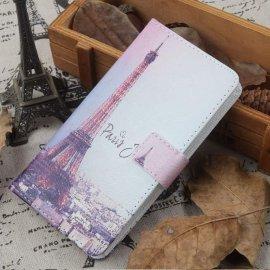 Funda Libro BQ Aquaris U2 Lite Paris
