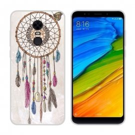 Funda Xiaomi Redmi 5 Plus Gel Dibujo Dreams