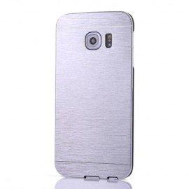 Carcasa Galaxy S6 Edge Aluminium Cepillado