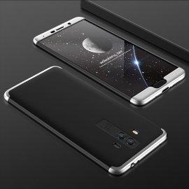 Funda 360 Huawei Mate 10 Negra y Plata