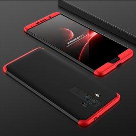 Funda 360 Huawei Mate 10 Negra y Roja