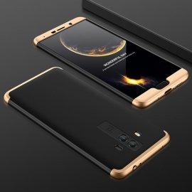 Funda 360 Huawei Mate 10 Negra y Oro