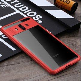 Funda Flexible Huawei Mate 10 Gel Dual Kawax Roja