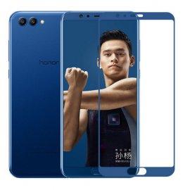 Protector Pantalla Cristal Templado Premium Honor View 10 Azul