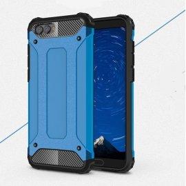 Funda Honor View 10 Shock Resistante Azul