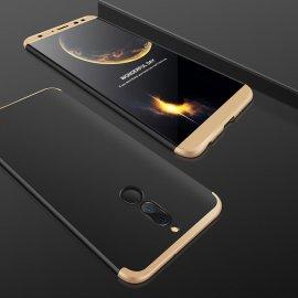 Funda 360 Huawei Mate 10 Lite Negra y Oro