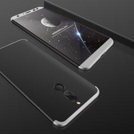 Funda 360 Huawei Mate 10 Lite Negra y Gris