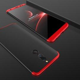 Funda 360 Huawei Mate 10 Lite Negra y Roja