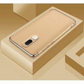 Funda Huawei Mate 10 Lite Cromadas Dorada