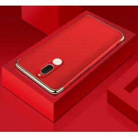 Funda Huawei Mate 10 Lite Cromadas Rojo