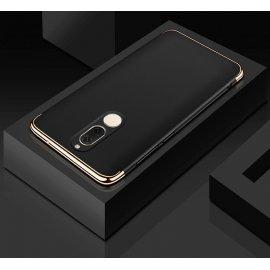 Funda Huawei Mate 10 Lite Cromadas Negra