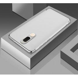 Funda Huawei Mate 10 Lite Cromadas Gris