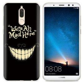 Funda Huawei Mate 10 Lite Gel Dibujo Sonrisa