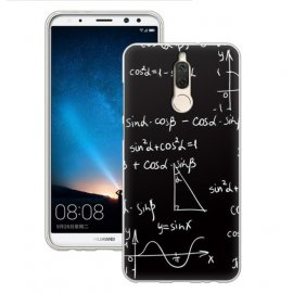 Funda Huawei Mate 10 Lite Gel Dibujo Formulas