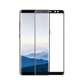 Protector Pantalla Cristal Templado Premium Samsung Galaxy A8 2018 Negro