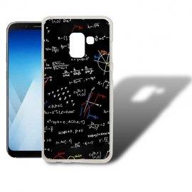 Funda Samsung Galaxy A5 2018 Gel Dibujo Formula.