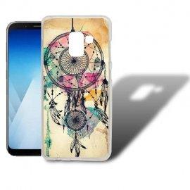 Funda Samsung Galaxy A5 2018 Gel Dibujo Sueño.