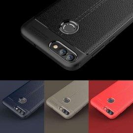 Funda Huawei P Smart Tpu Cuero 3D