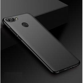 Funda Gel Huawei P Smart Flexible y lavable Mate Negra