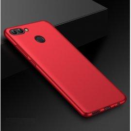 Funda Gel Huawei P Smart Flexible y lavable Mate Roja