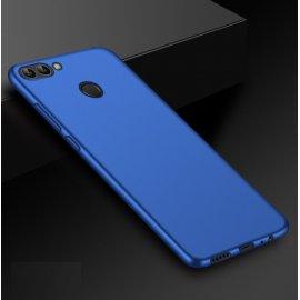 Funda Gel Huawei P Smart Flexible y lavable Mate Azul