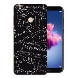 Funda Huawei P Smart Gel Dibujo Formulas