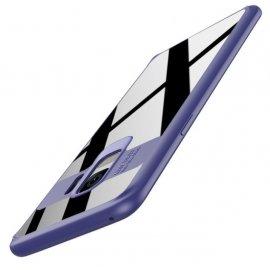 Funda Flexible Samsung Galaxy S9 Gel Dual Kawax Azul