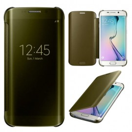 Funda Full Ventana Samsung Galaxy S6 Edge Laguna