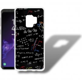 Funda Samsung Galaxy S9 Gel Dibujo Formulas