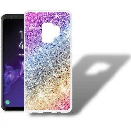 Funda Samsung Galaxy S9 Gel Dibujo Fiesta