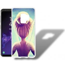 Funda Samsung Galaxy S9 Gel Dibujo Ada