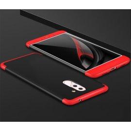 Funda 360 Huawei Mate 9 Negra y Roja