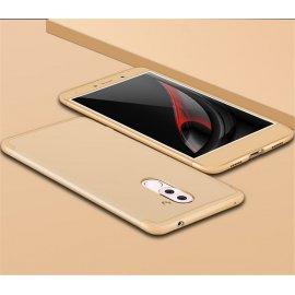 Funda 360 Huawei Mate 9 Dorada