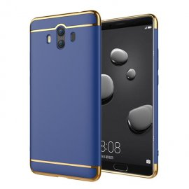 Funda Huawei Mate 9 Cromadas Azul
