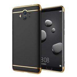 Funda Huawei Mate 9 Cromadas Negra