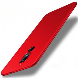 Funda Gel Huawei Mate 10 Flexible y lavable Mate Roja