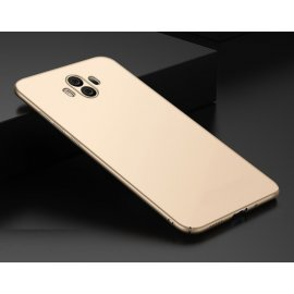 Funda Gel Huawei Mate 9 Flexible y lavable Mate Dorada