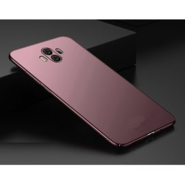 Funda Gel Huawei Mate 9 Flexible y lavable Mate Rosa
